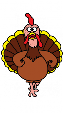 Farm animals at getdrawings. Drawing turkey easy graphic transparent library