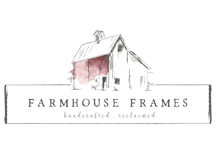 Drawing farmhouse. Meet the artists frames