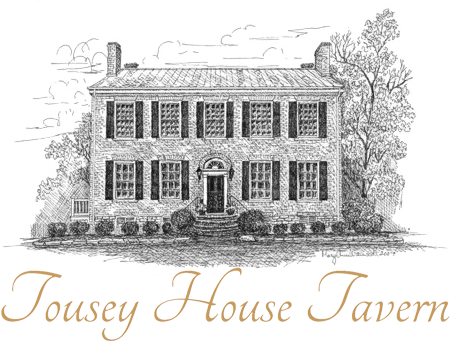 Drawing farmhouse pencil. Home tousey house tavern