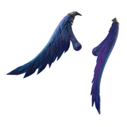 Drawing feather dark. Wings skin fortnite wiki