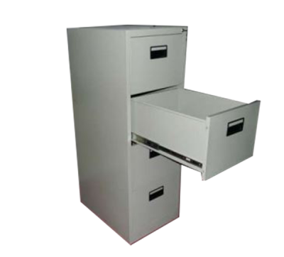 Drawing file filing cabinet. Four draw office luxsam