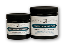 Drawing fluid. Jacquard products screen