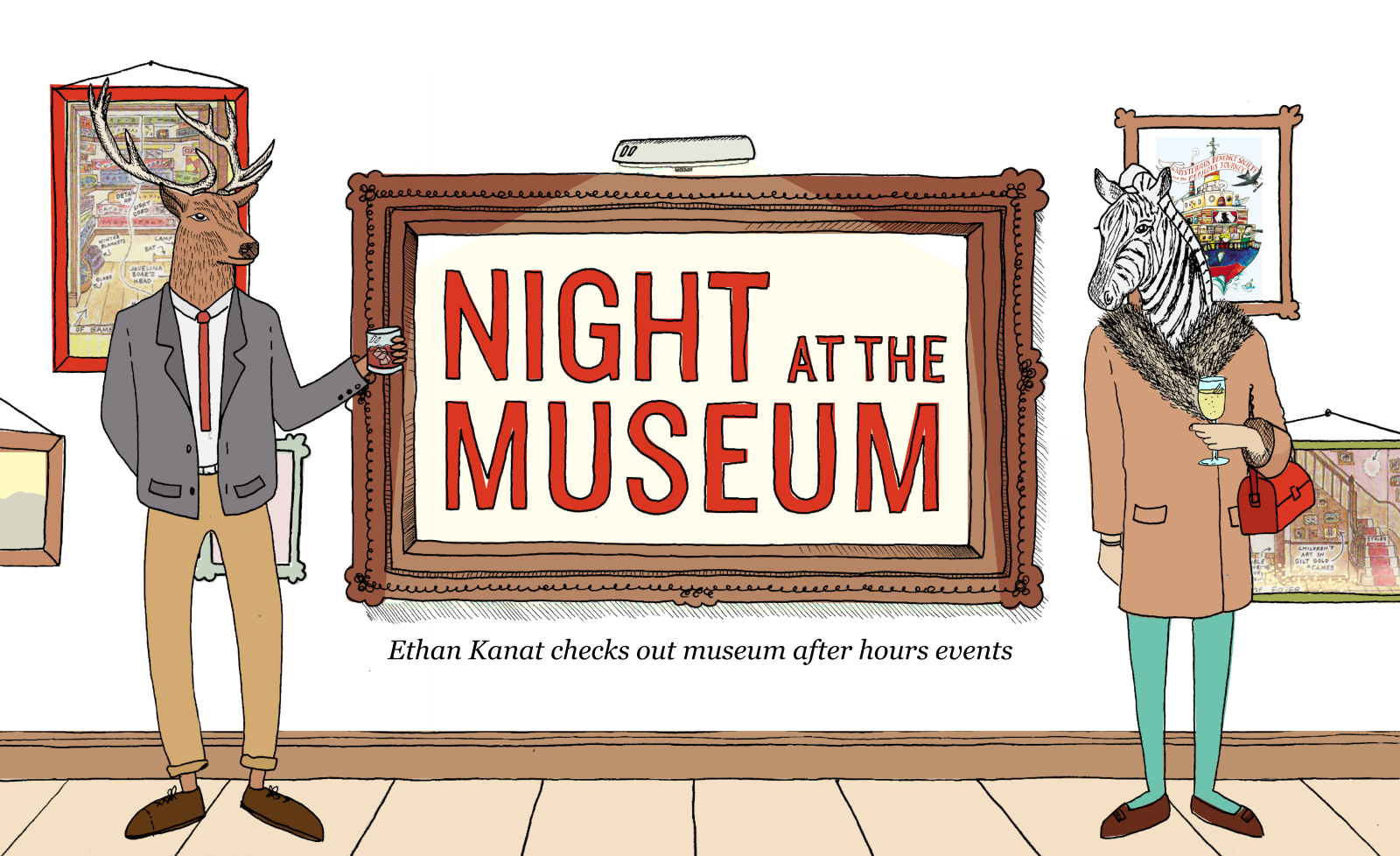 Advertising clipart convincing. Night at the museum