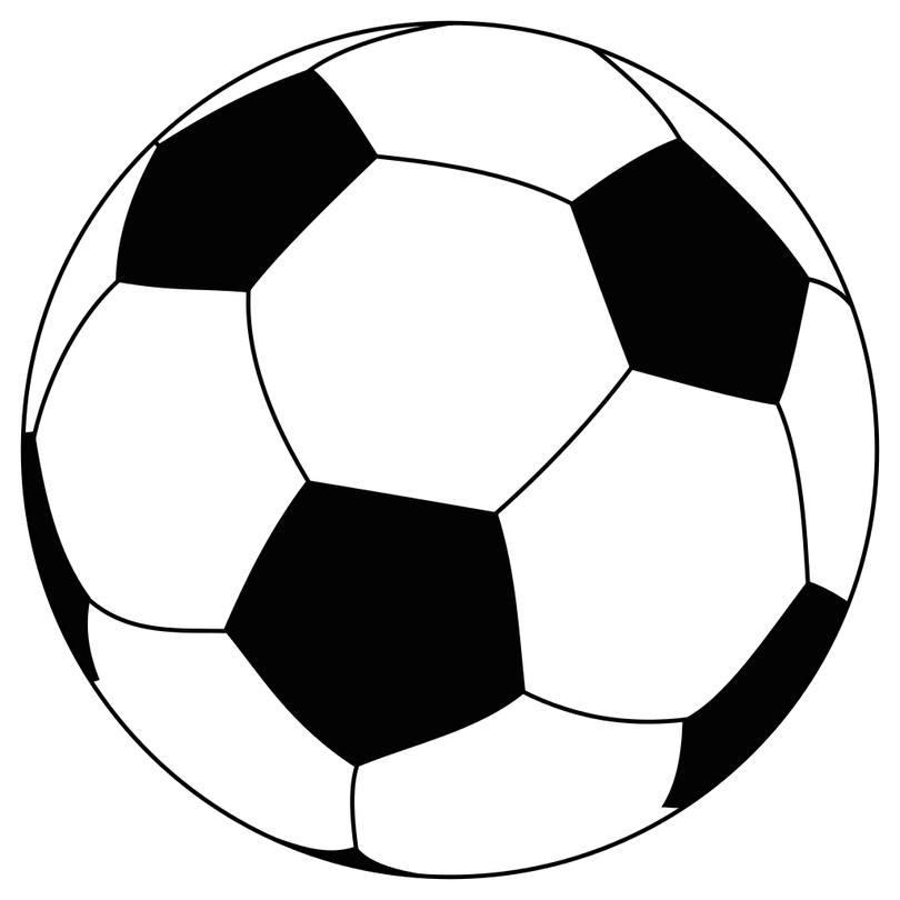 How to draw a. Drawing football freeuse download