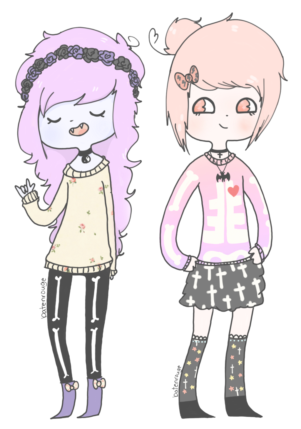 Drawing friendship bestfriend. Tumblr drawings for your