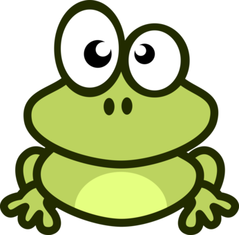 Drawing frog cartoony. Cane toads in australia