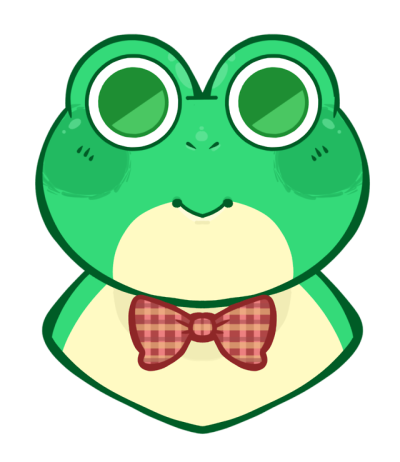 Furby transparent frog. Cute tumblr with a