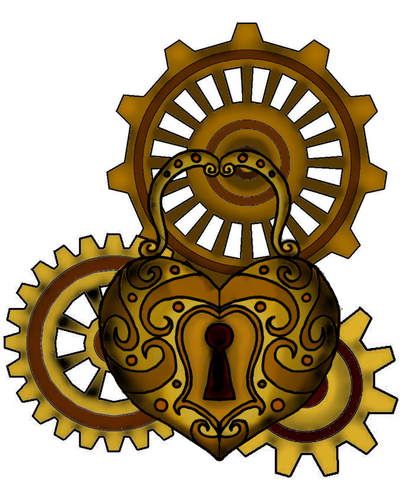 Drawing gear steampunk design. Png buscar con google