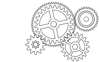 Nicu s how to. Drawing gears november clip royalty free download