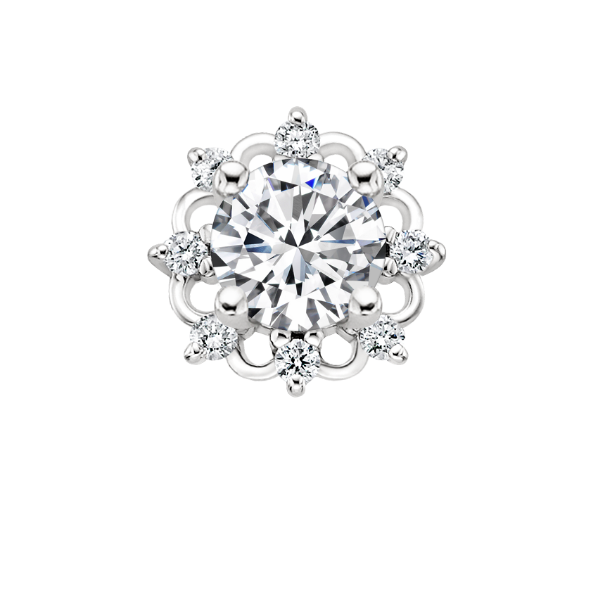 Drawing gemstones marquise diamond. This delicate engagement ring