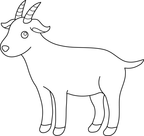 Goat Easy Draw Transparent Png Clipart Free Download Ya Webdesign