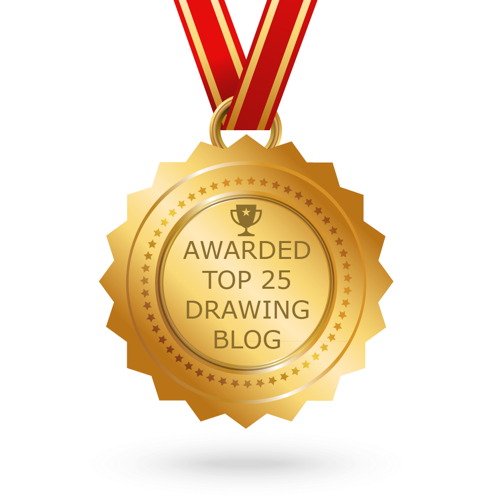 Medal drawing simple. Learn online from top