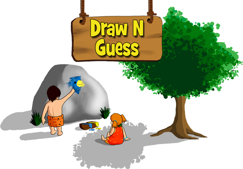 Drawing guess game. Draw n multiplayer online