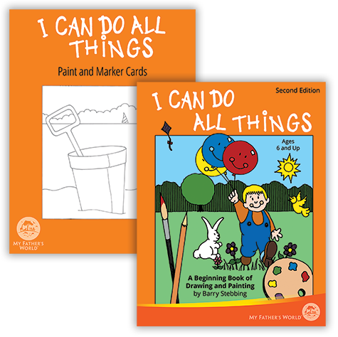 Drawing items book. I can do all