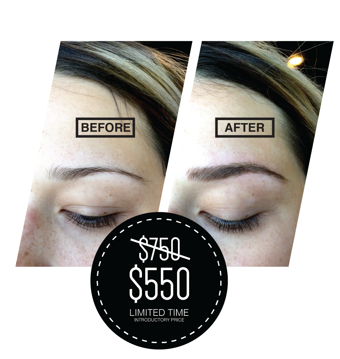 Drawing hairlines microblade. Microblading services in houston