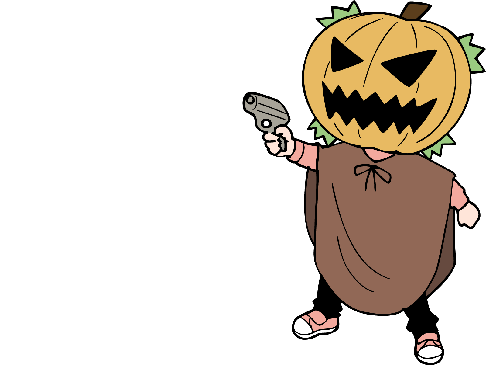Guns clipart boy. Wallpaper halloween pumpkin mask