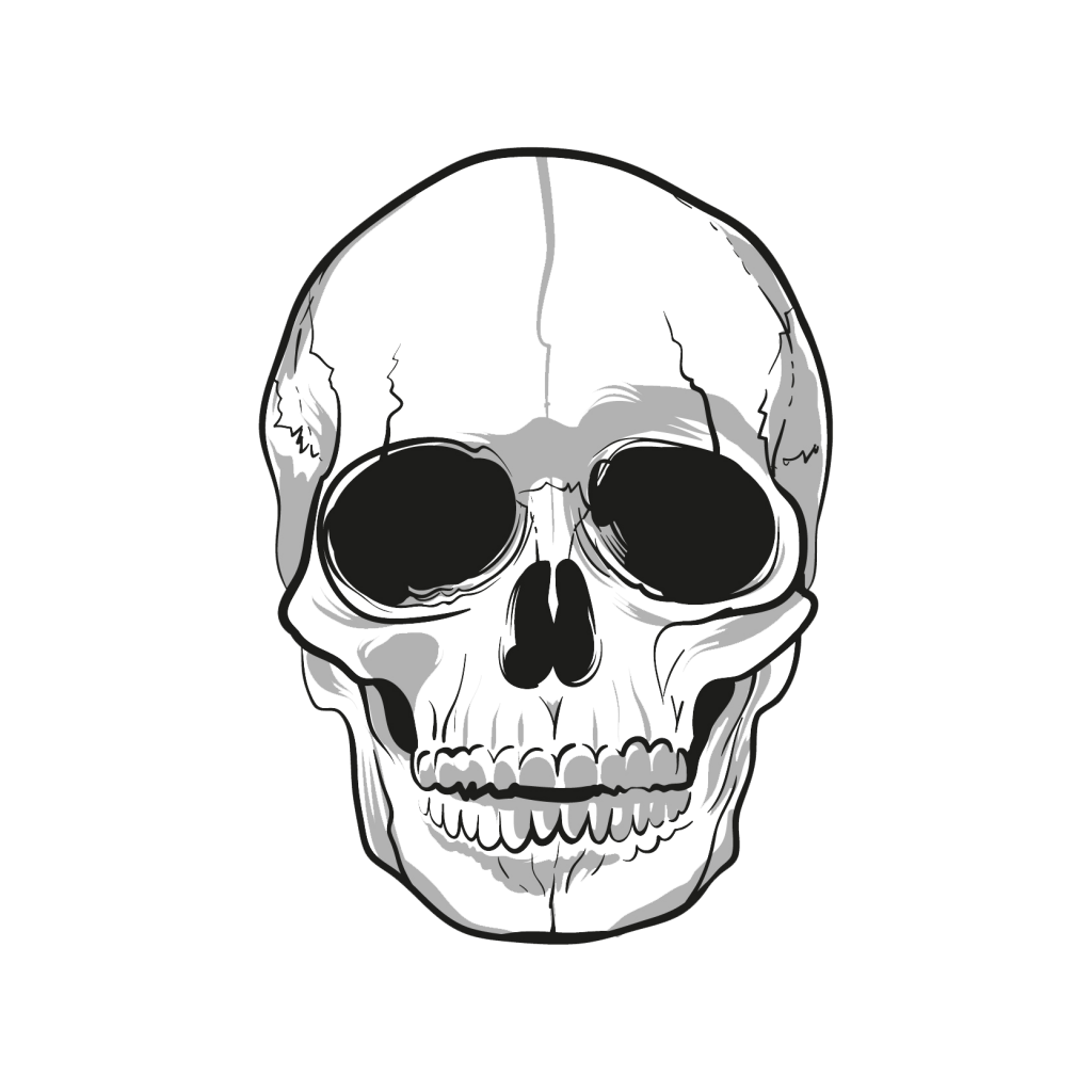 Drawing halloween mask. Spooky scary october freetoedit
