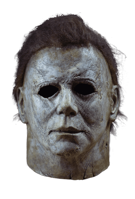 Drawing halloween michael myers. Mask nightmare toys