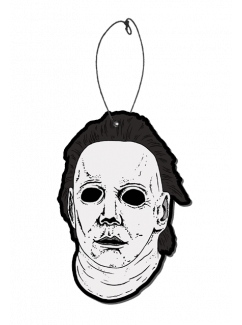 The curse of licensed. Drawing halloween michael myers vector transparent
