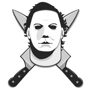 Drawing halloween michael myers. Emblems for gta grand