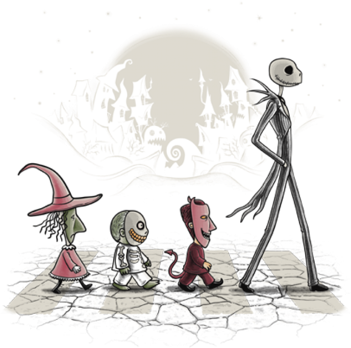 Drawing halloween nightmare before christmas. Download hd the this