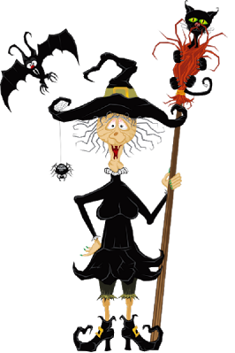 Drawing halloween witch. Clip art bing images