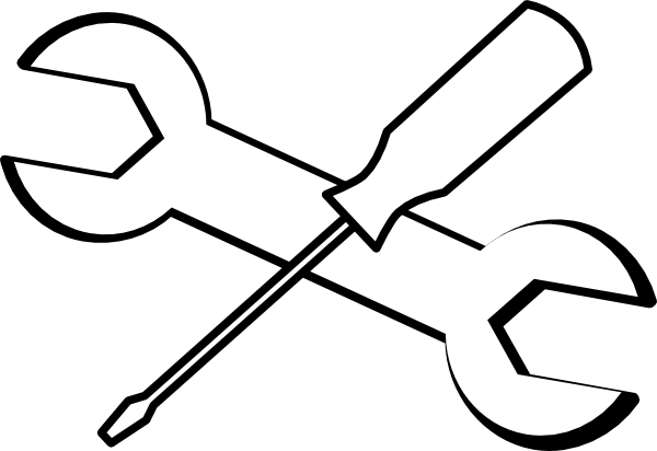 Tool Drawing Hammer Transparent Clipart Free Download