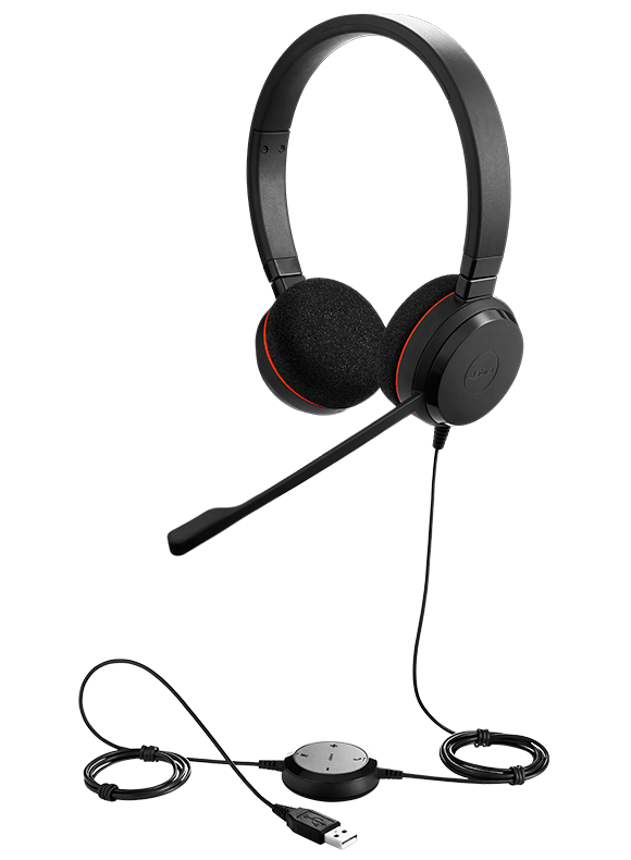 Drawing headphones mic. Headset with high end