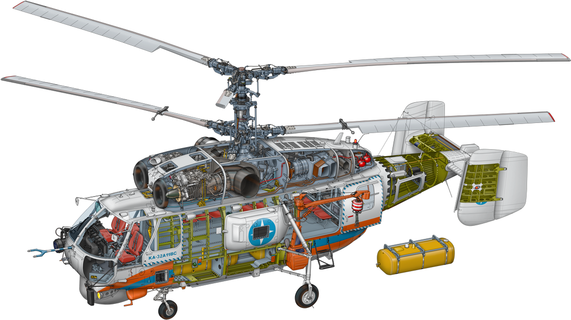 Drawing helicopters detailed. Download hd ka a