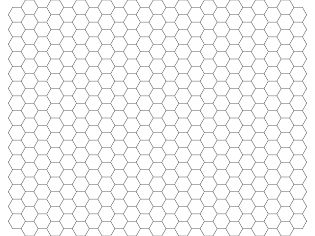 Hexagon drawing graph paper. Grid funf pandroid co