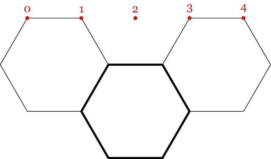 Drawing hexagons impossible hexagon. Tiling the plane with