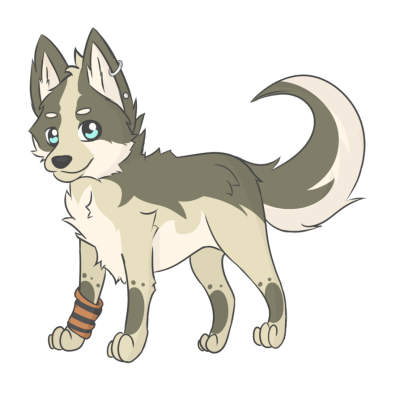 Drawing husky puppy. Anime closed drawings pinterest