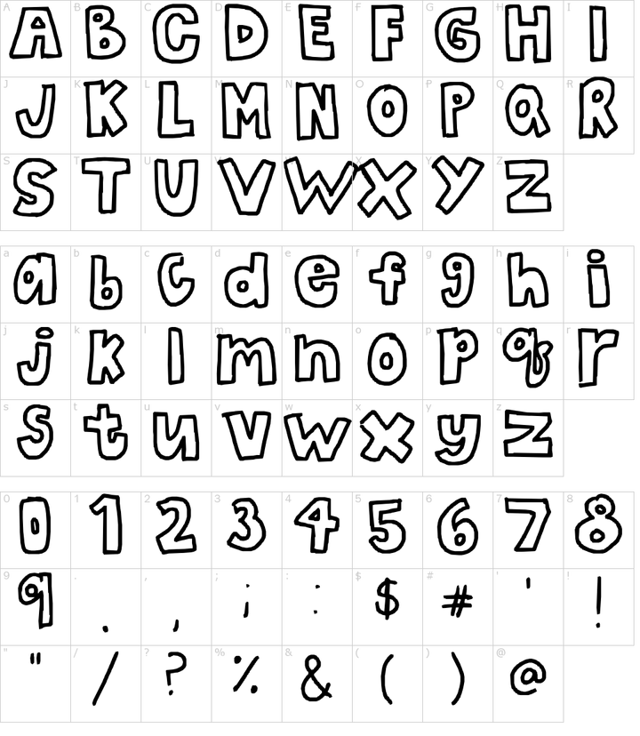 Drawing i bubble letters. Letter fonts for microsoft