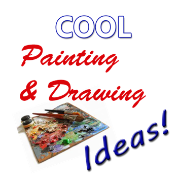 Drawing inspo art form. And painting inspiration exercises