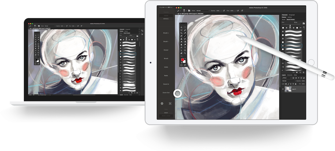 Drawing ipad amazing. Astropad standard use your