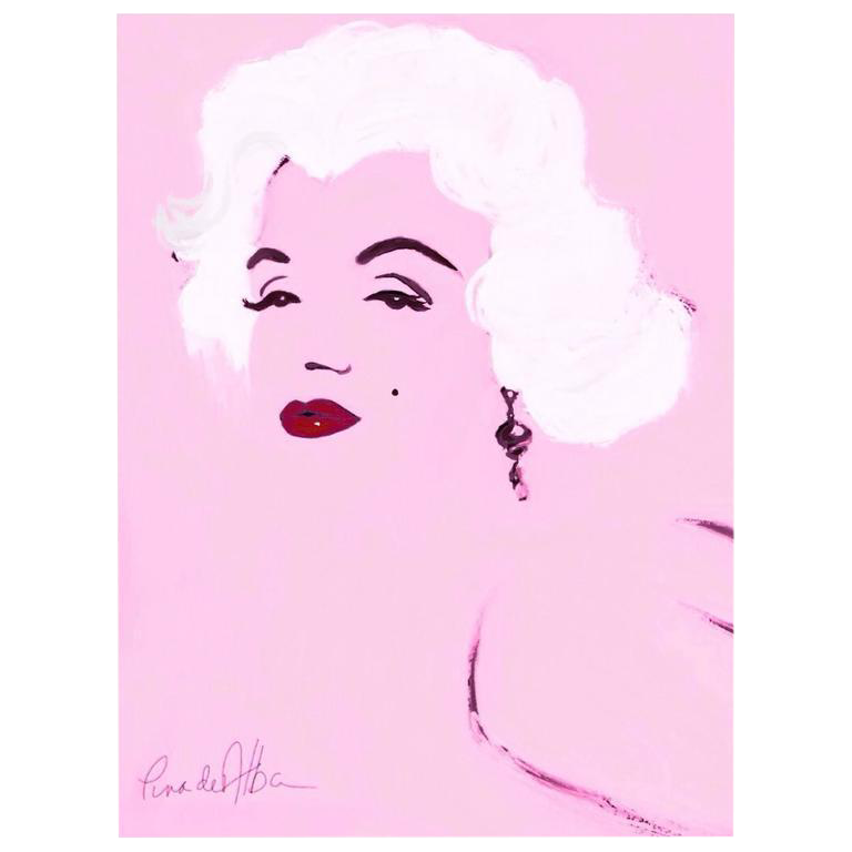 Drawing ipad paper. Exquisite marilyn by arthur