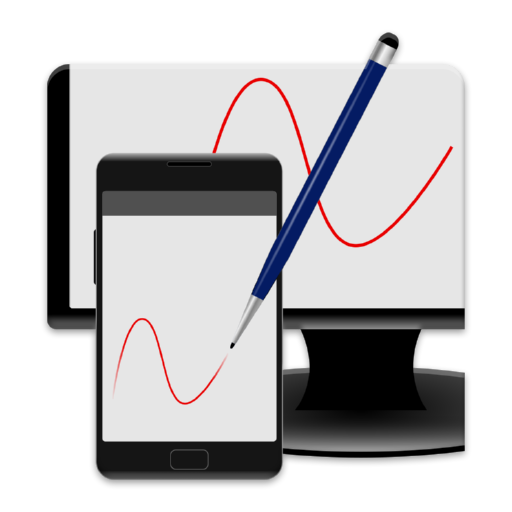 Drawing ipad tablet line. Wifi apps on google