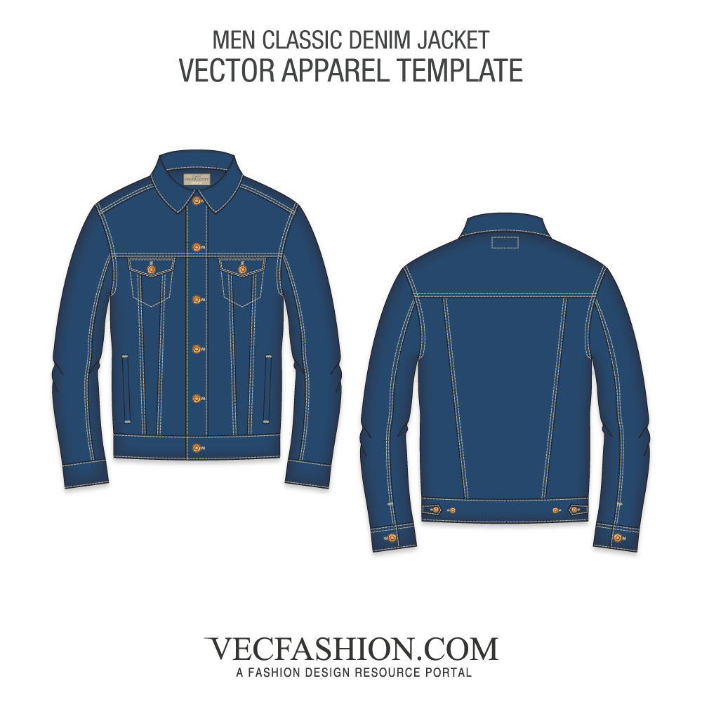 Coats jackets vecfashion men. Jeans vector track picture freeuse
