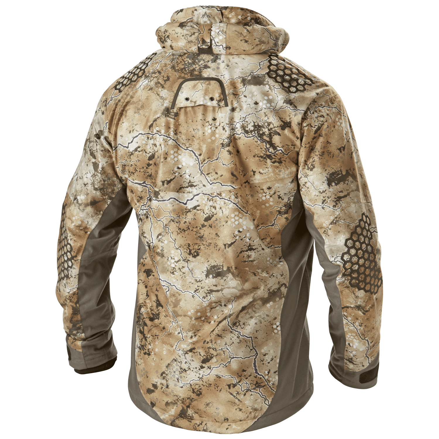 Drawing jackets jacket back. Selkirk all weather hunting
