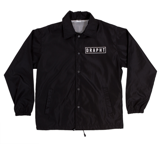 Drawing jackets hooded jacket. Windbreakers official band merch