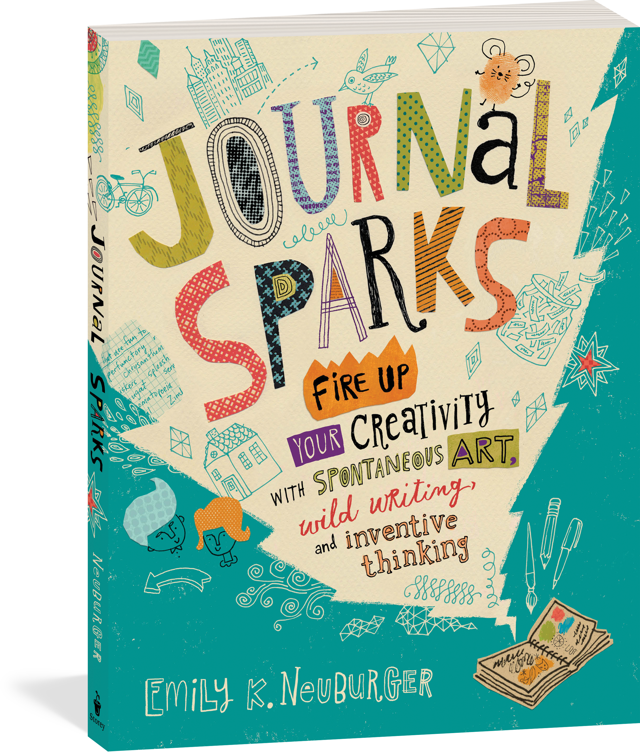 Drawing journals history. Journal sparks workman publishing