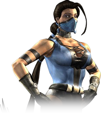 Kitana drawing mortal kombat. Live action trailer featuring