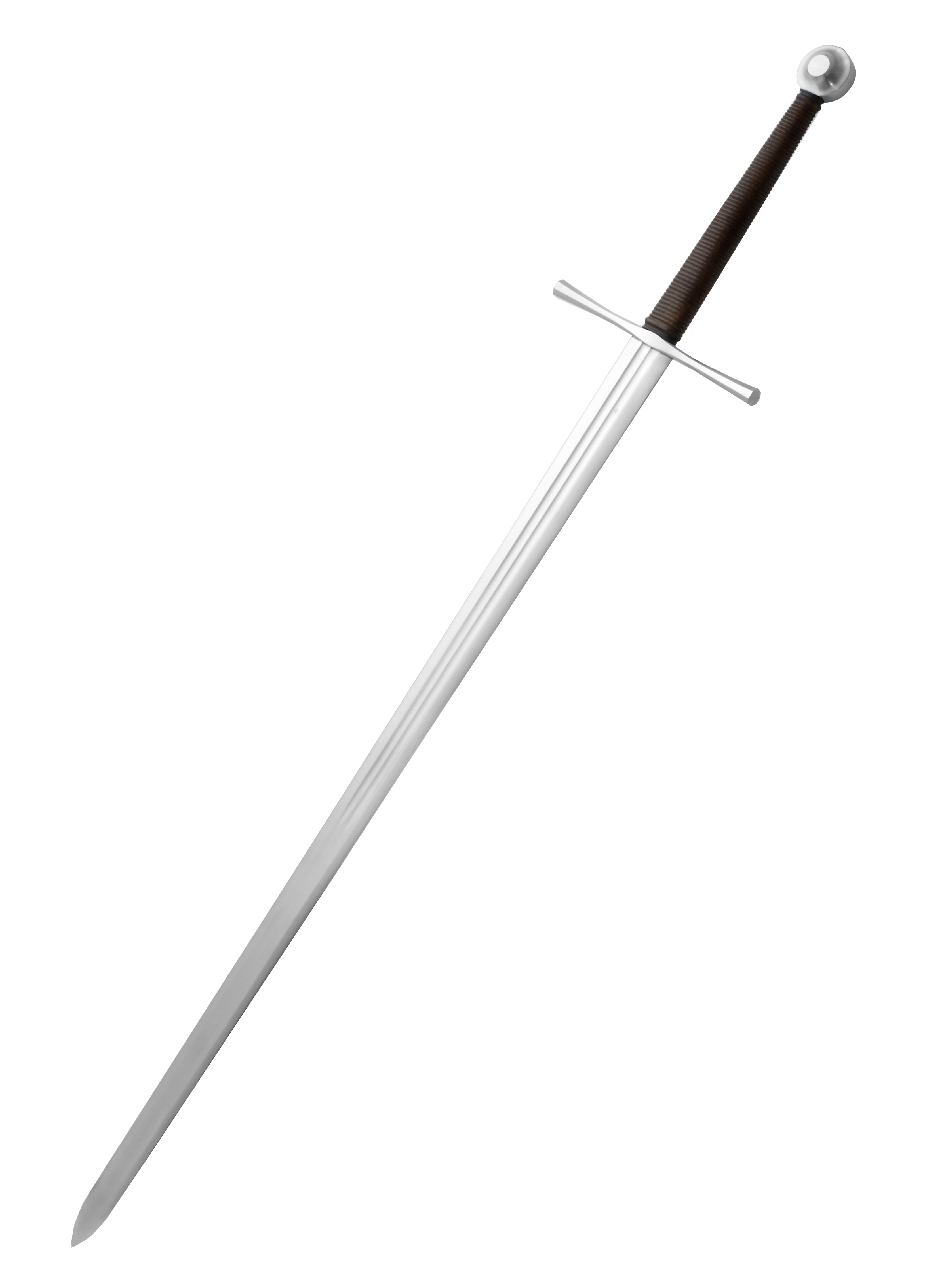 Swordsman drawing weapon. What is a hand