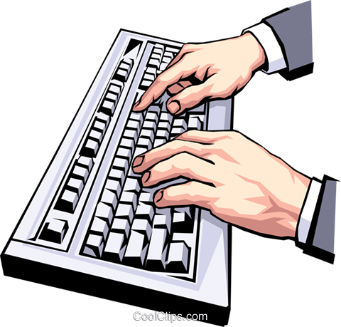 Drawing keyboard electronic computer. Clipart at getdrawings com