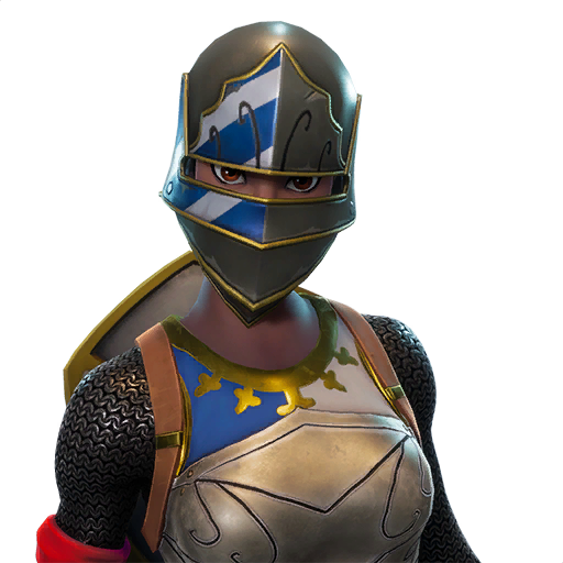 Royale knight fortnite outfit