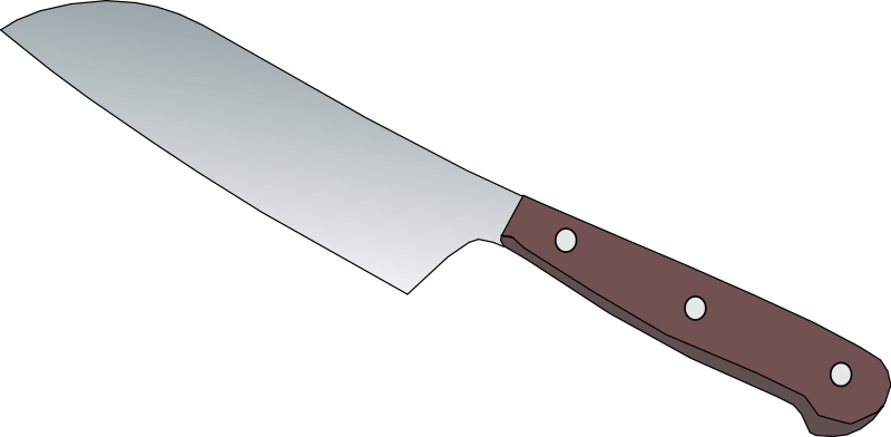 Drawing knives handmade. Butcher knife at getdrawings