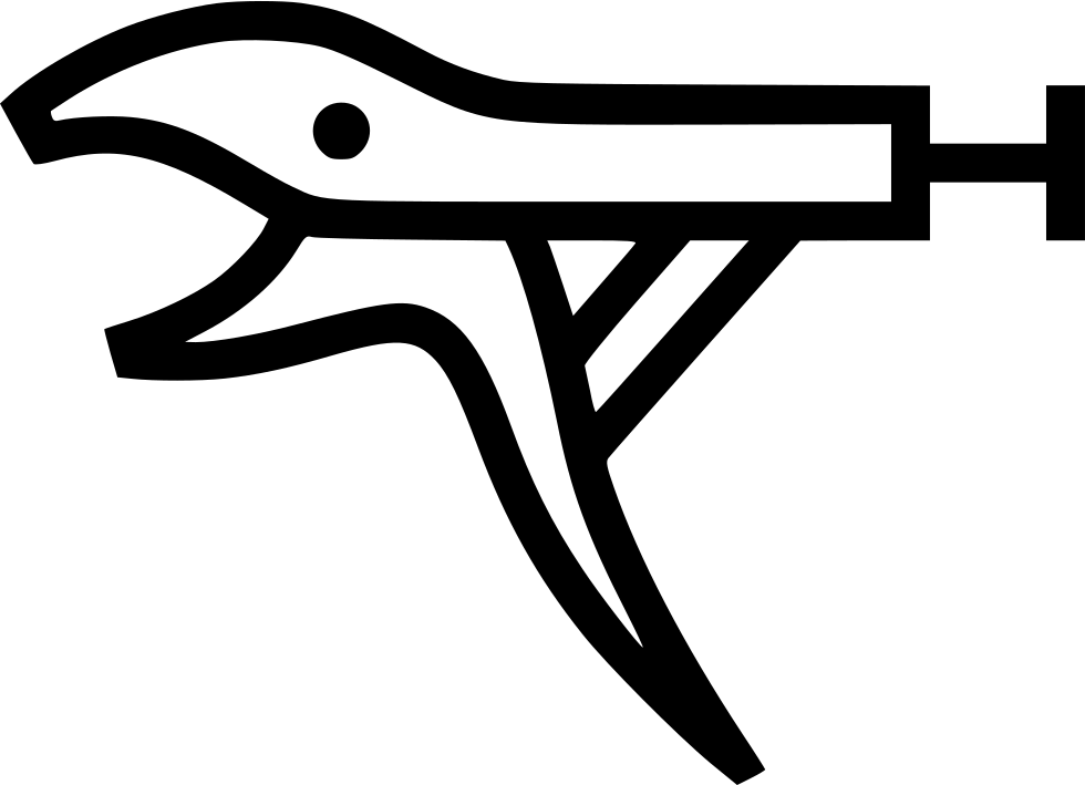 Drawing knives vice. Grips pliers svg png
