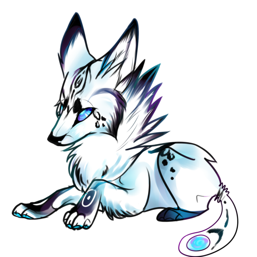Wolfs Drawing Spirit Transparent Png Clipart Free Download Ywd