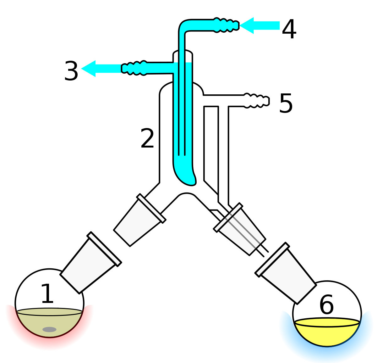 Drawing laboratory lab mix. Condenser wikipedia