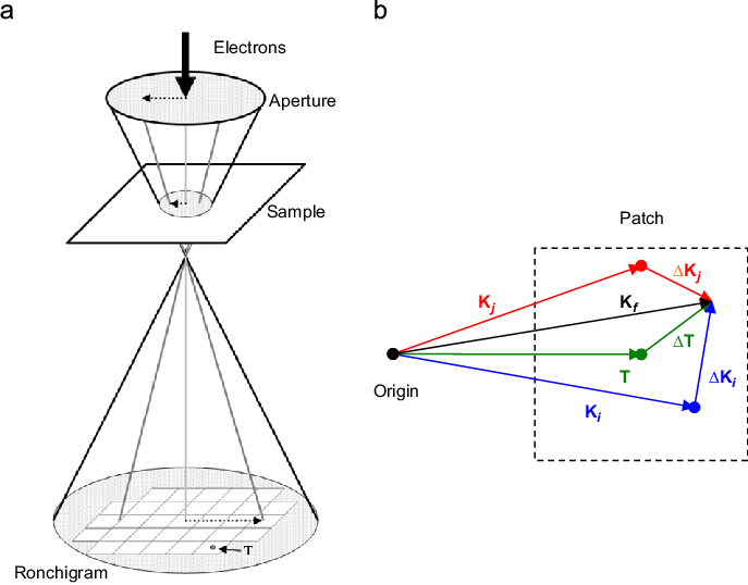 Drawing laboratory shadow. A schematic formation of